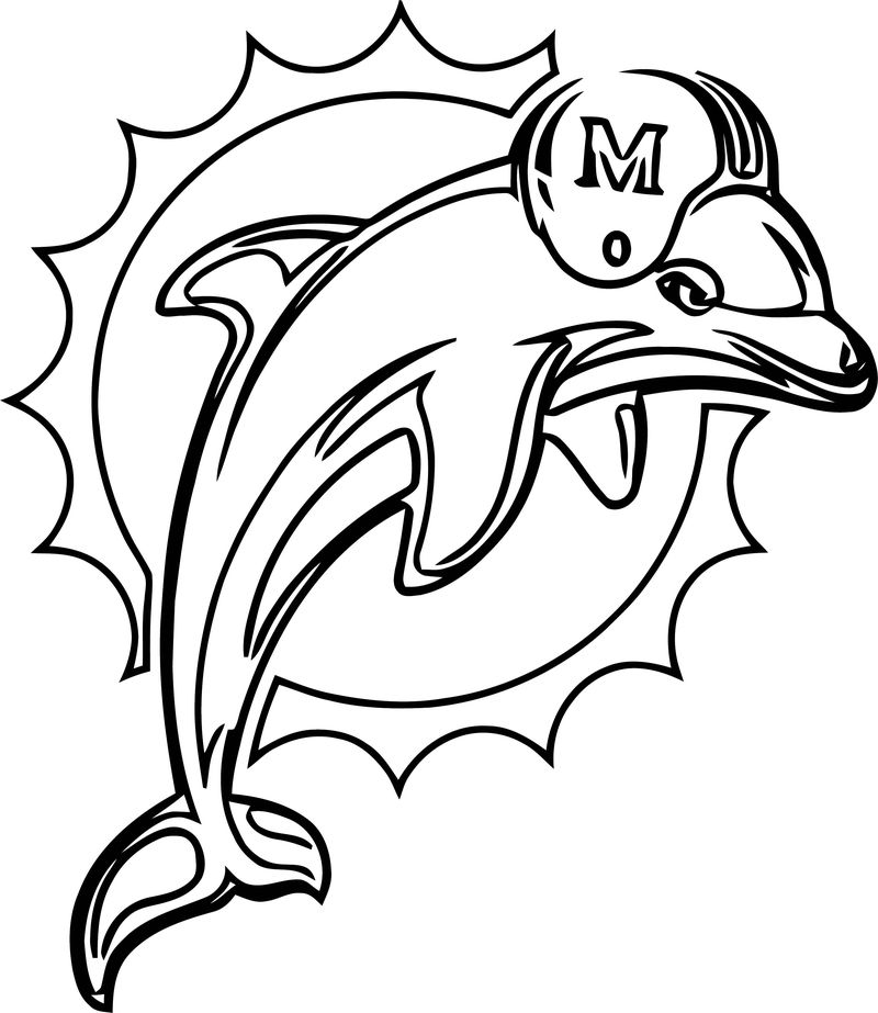 Dolphin Coloring Page 182