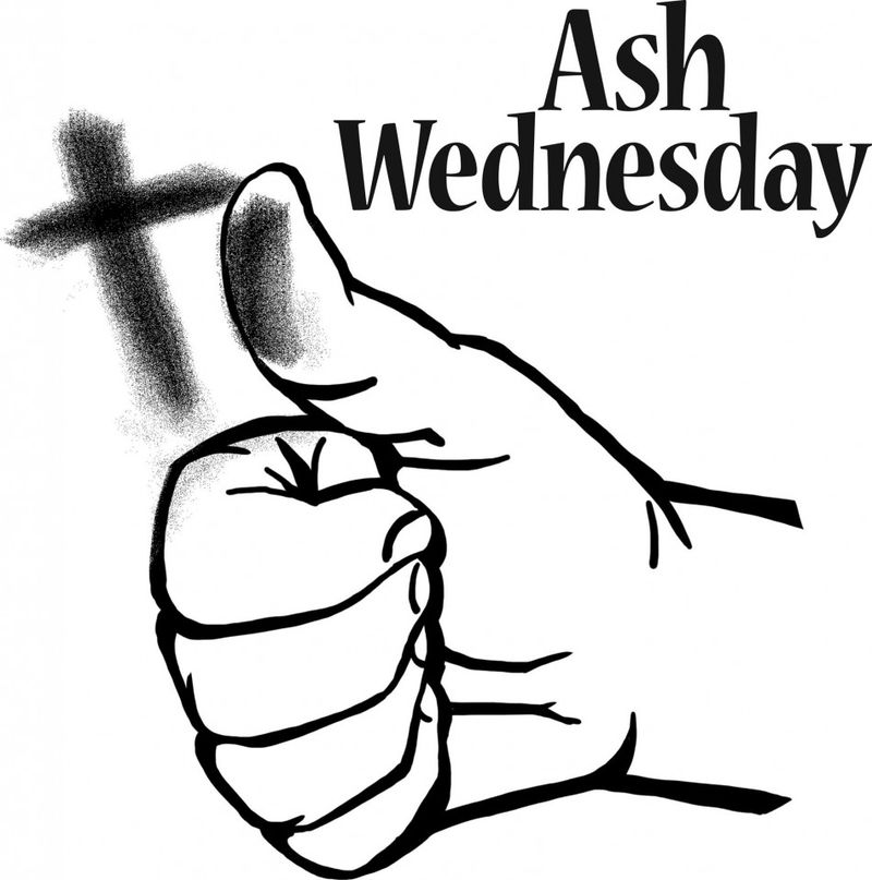 Download Ash Wednesday Coloring Pages
