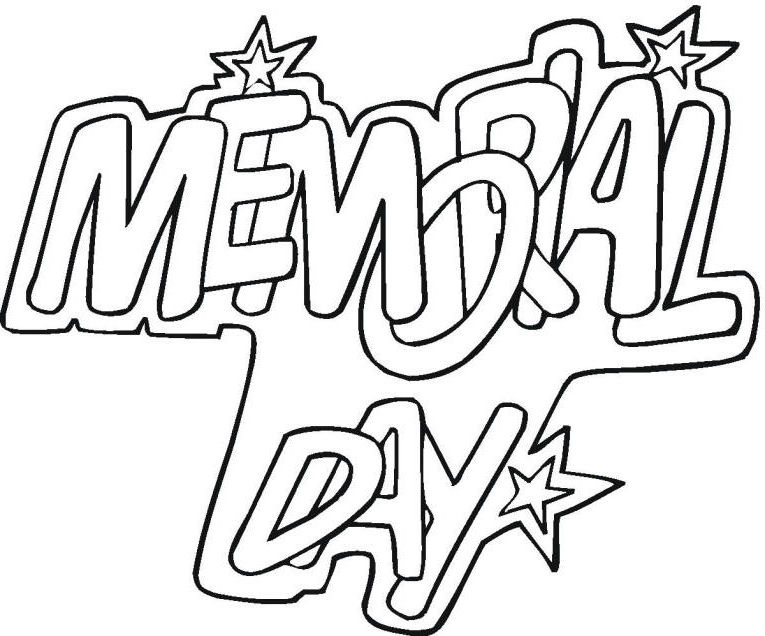 Download Memorial Day Coloring Pages Coloring Sheets