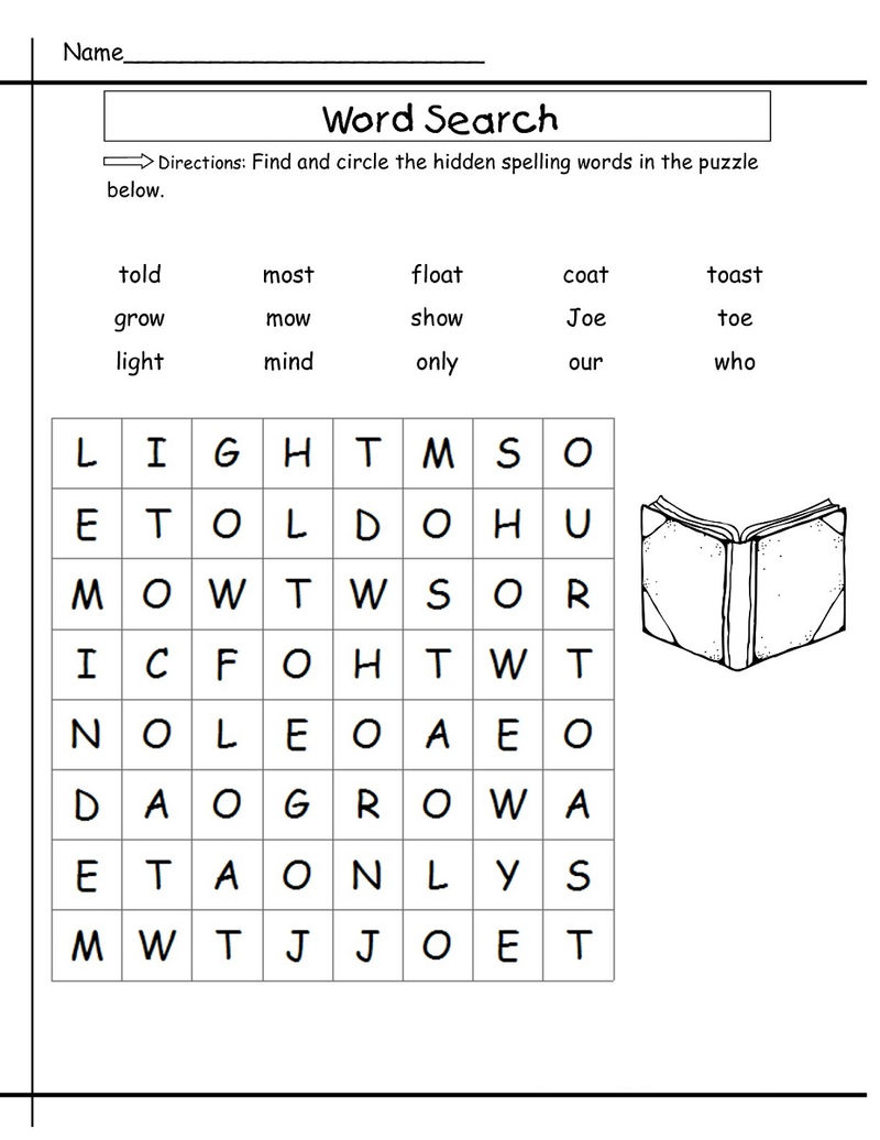 image regarding Word Search Printable Easy identified as Simple Phrase Appear Printable - Coloring Sheets