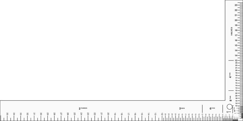 Elapsed Time Rulers Template