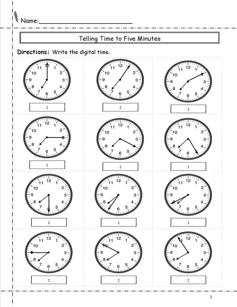 Elasped Time Worksheets 4th Grade