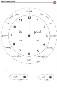 Elasped time worksheets for 6th grade