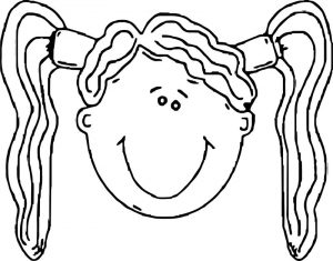 Face happy kids face free images 02 coloring page