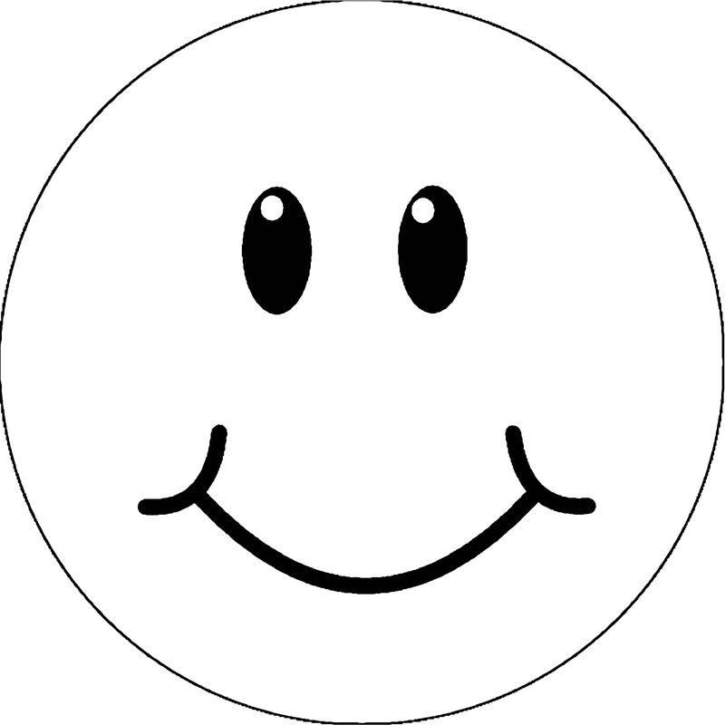 Face Pink Smiley Face Clip Art At Coloring Page