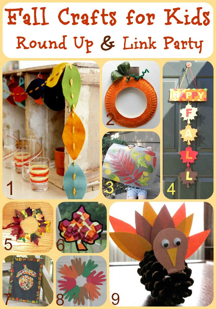 Fall Crafts For Kids 2 001