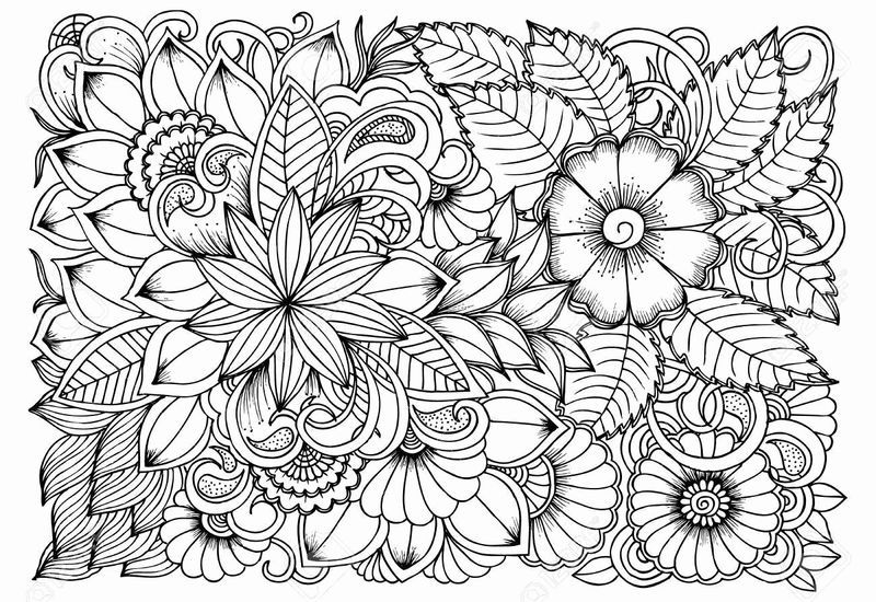 Fall Free Printable Coloring Pages For Adults Advanced