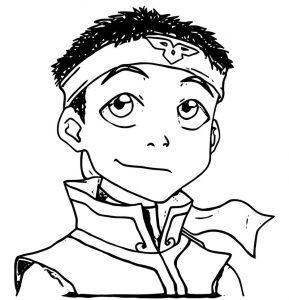 Ffeaebbecfeaffc avatar aang coloring page