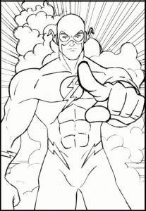 Flash coloring and activity pages