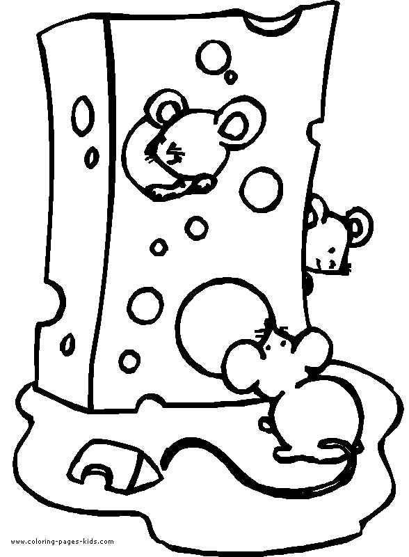 Food Coloring Page 19