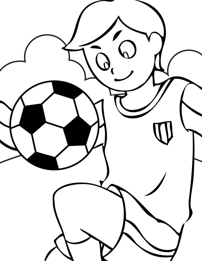 Football Coloring Pictures