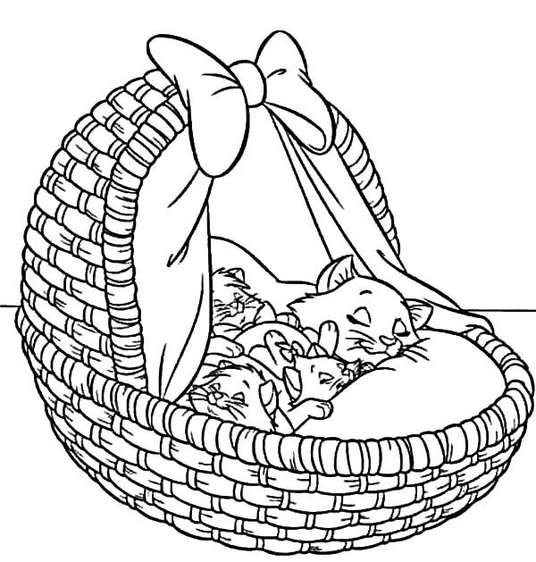 Free Aristocats Coloring Pages