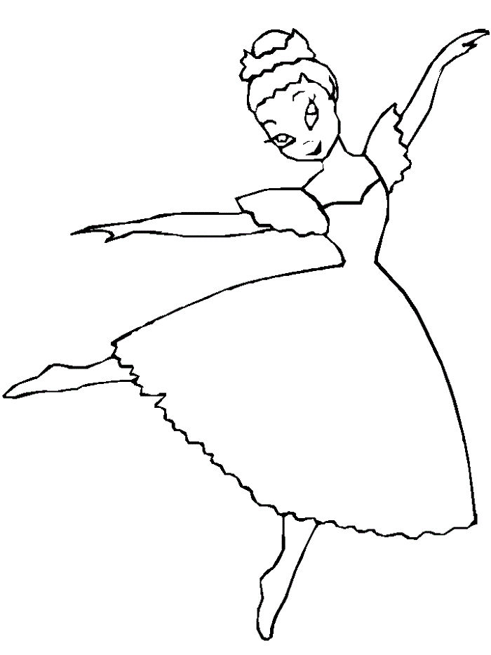Free Colouring Pictures To Print Girls
