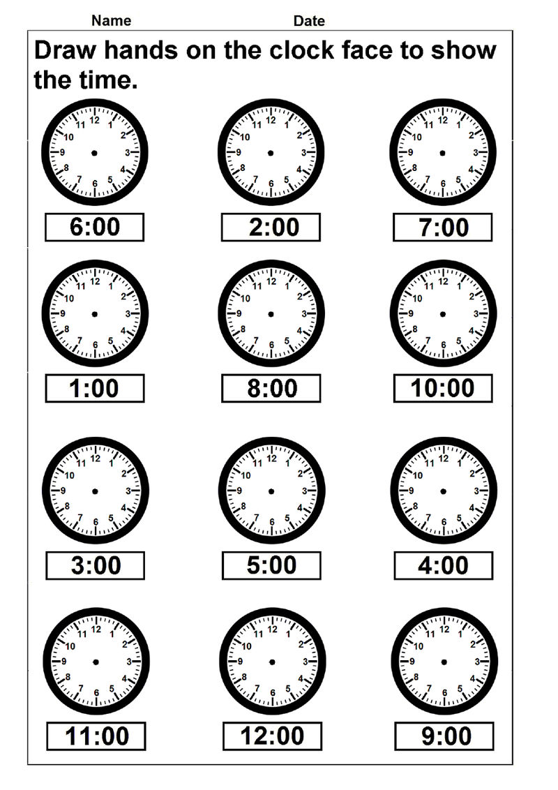 Free Elapsed Time Worksheet To Learn