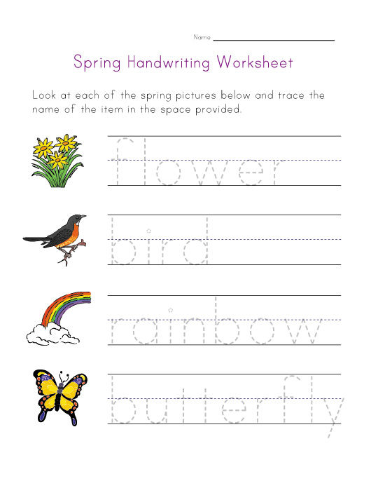 Free Handwriting Worksheets For Kids 6 001