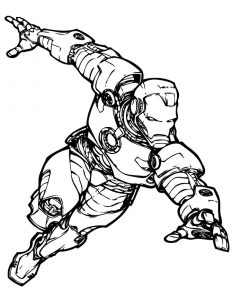 Free marvel coloring pages 001 1