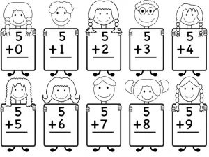 Free math worksheets addition