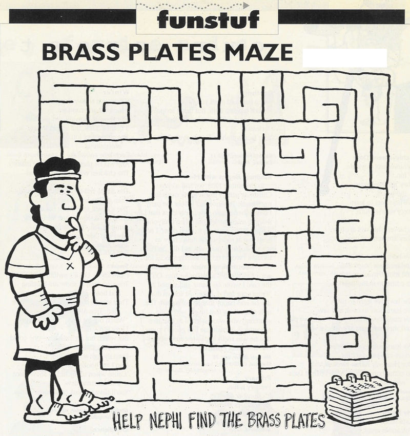 Free Maze Worksheets For Practice