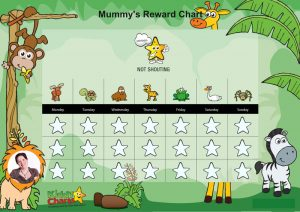 Free reward charts for kids mummys 001