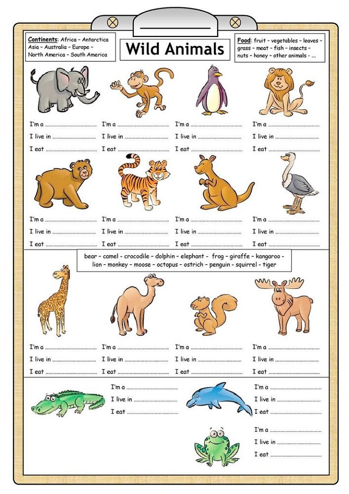 Free Worksheets For Teachers Writing