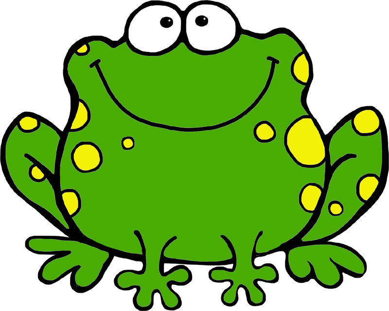 Frog Pictures For Kids Fat