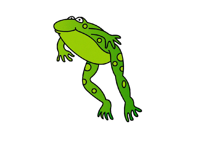 Frog Pictures For Kids Jumping