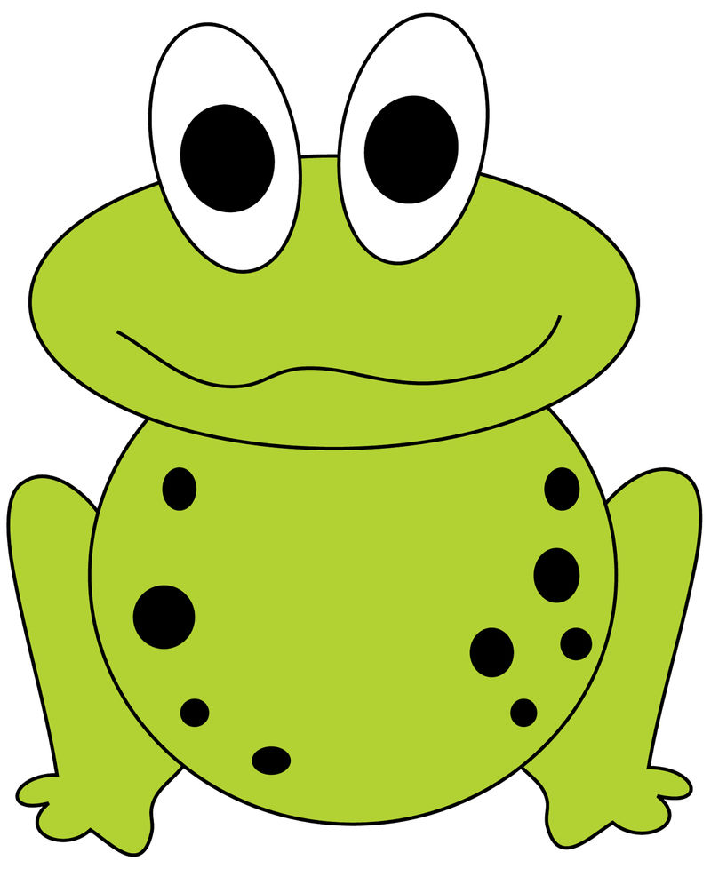 Frog Pictures For Kids Nice