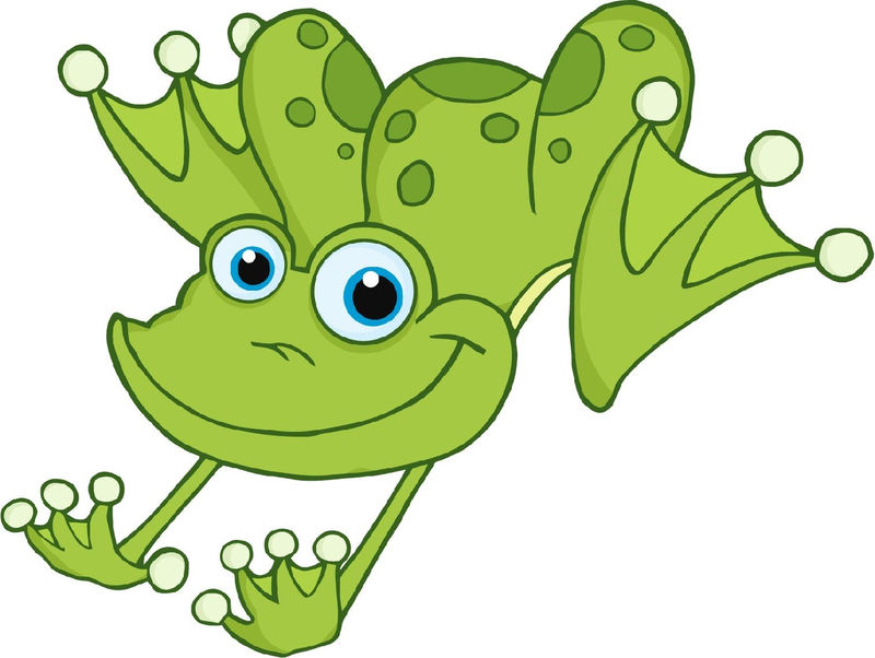 Frog Pictures For Kids Printable