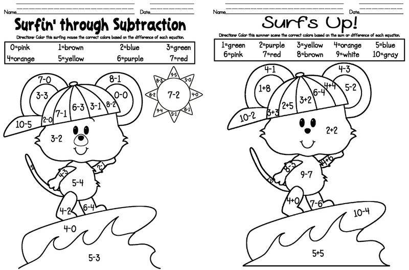 Fun Math Pages 2016