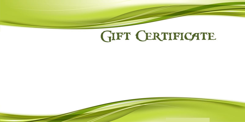 Gift Certificate Template For Kids Printable 001