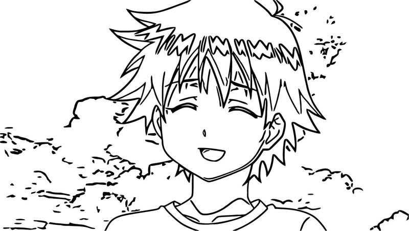 Good Boy Squid Girl Coloring Page 142