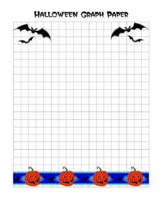 Graph paper worksheets with pictures