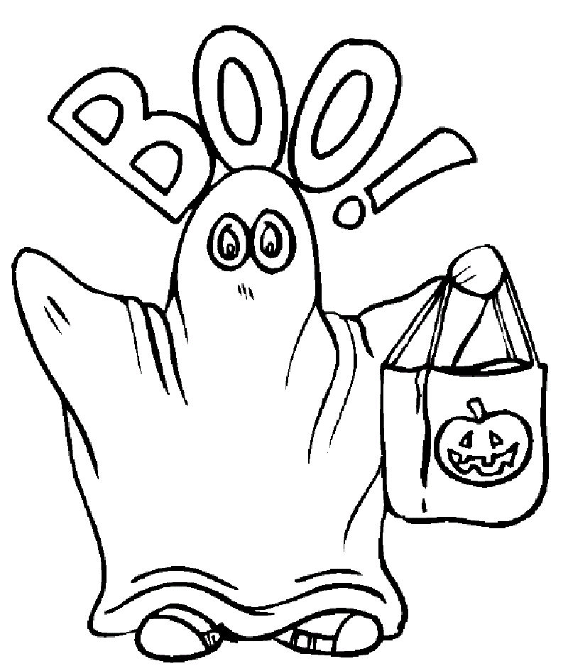 Halloween Color Pages Printable 2016 001