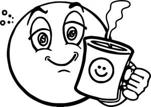 Happy face funcentrate sad smiley face clip art image coloring page