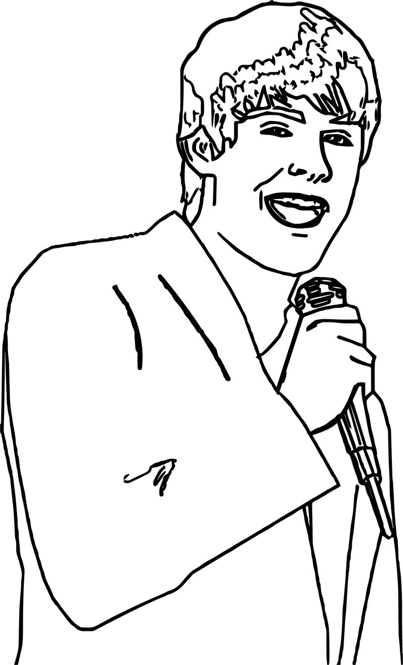 High School Musical Characters Troy Bolton Coloring Pages