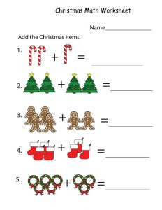 Images of math worksheets simple
