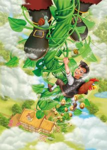 Jack and the beanstalk images climb