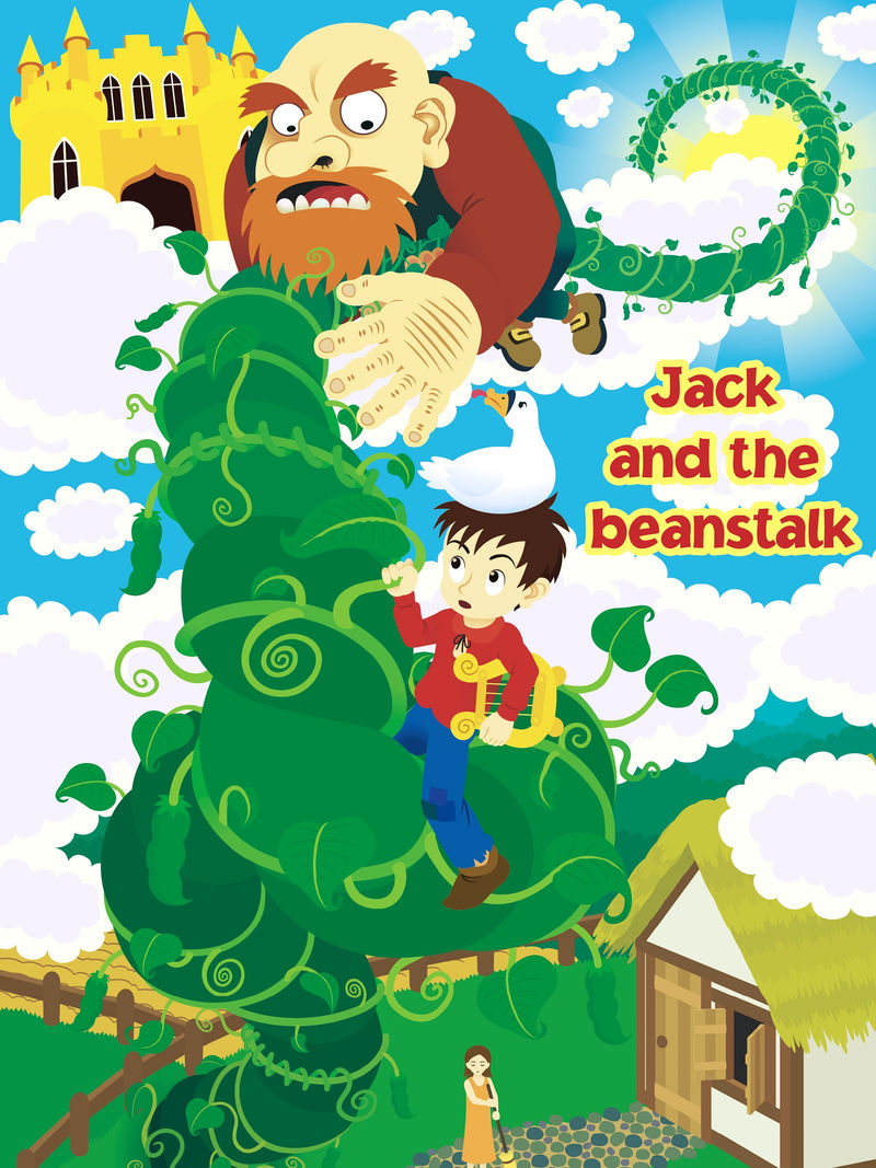 Jack And The Beanstalk Images Fun