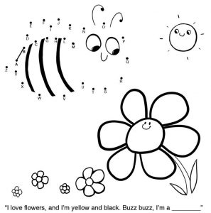 Join the dots bee