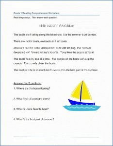 K5 learning worksheets reading