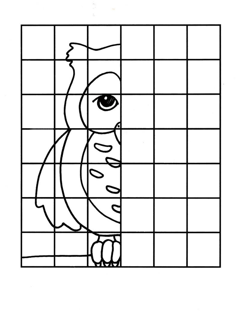 Kids Activity Sheets Drawing