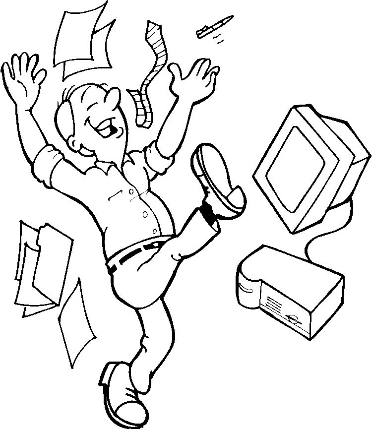 Labor Day Coloring Pages Celebrate
