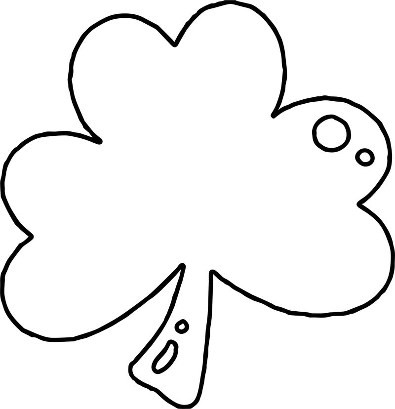 Leaf All Saint Day Coloring Page