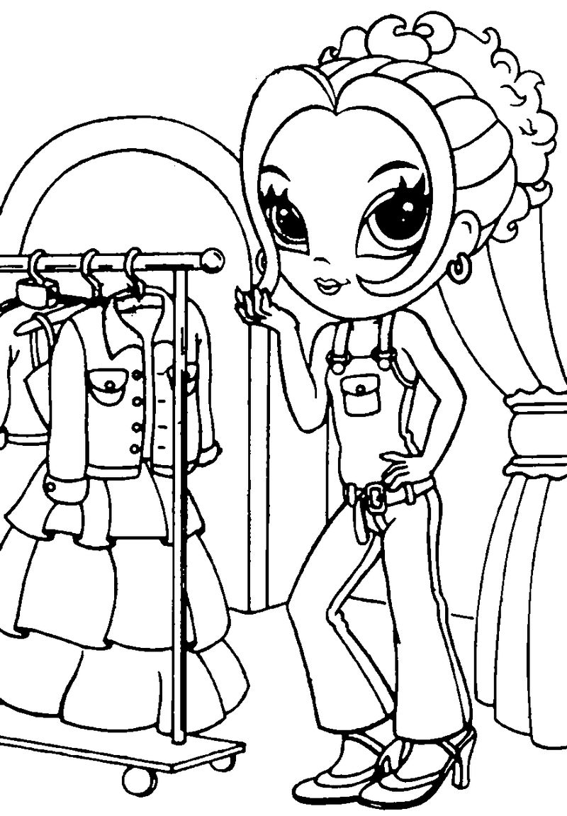 Lisa Frank Coloring Pages For Kids