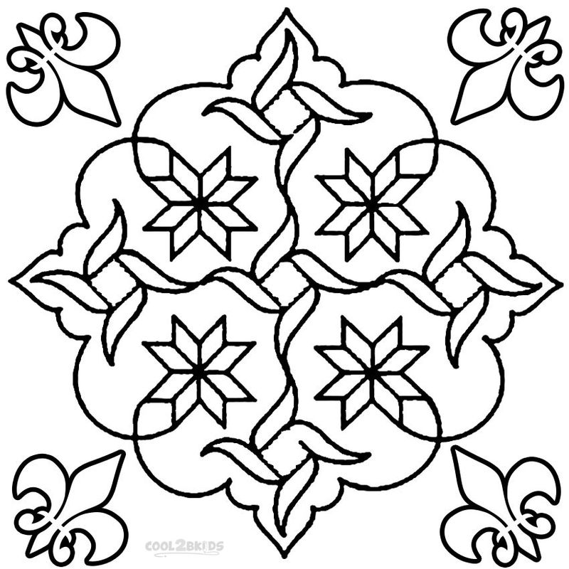 Mandalas To Color And Print For Free