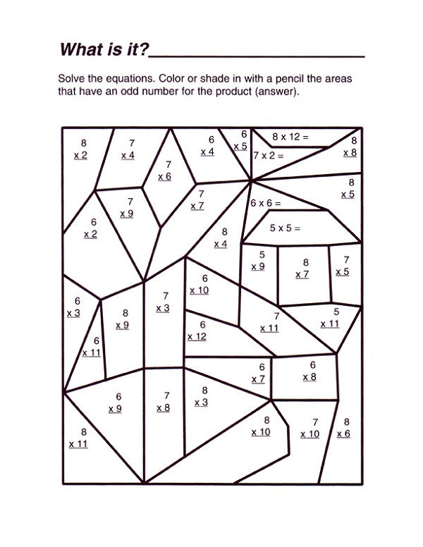 Math Games Worksheets Free