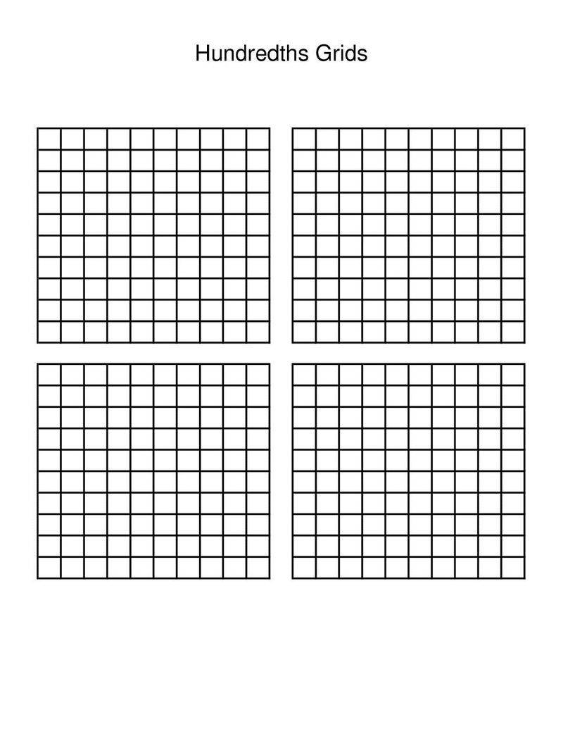 Math Grids Worksheets New