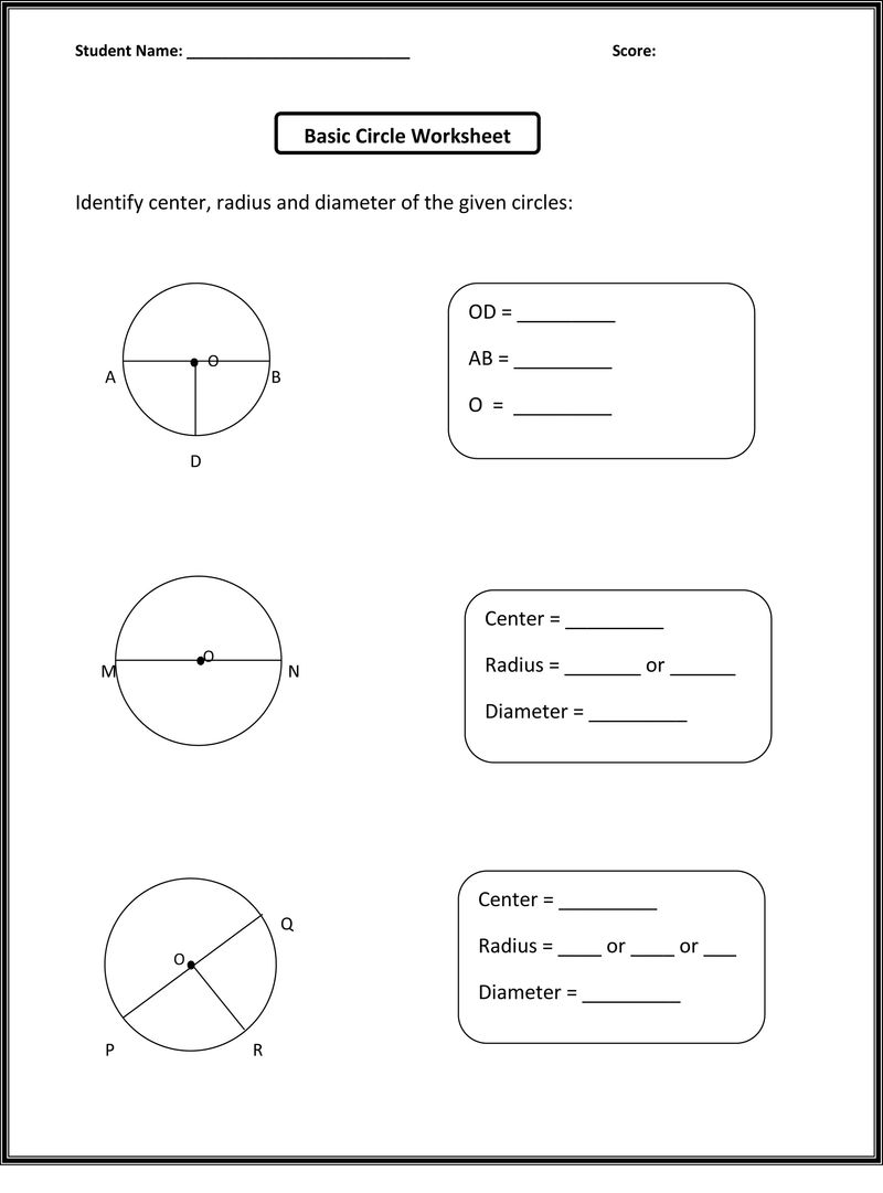 Math Worksheets Images For Counting 1