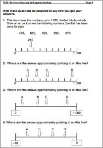 Maths for year 5 free worksheets to print