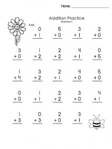 Maths long addition worksheets